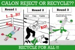 calon recycle or reject